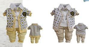 ملابس اطفال جديدة