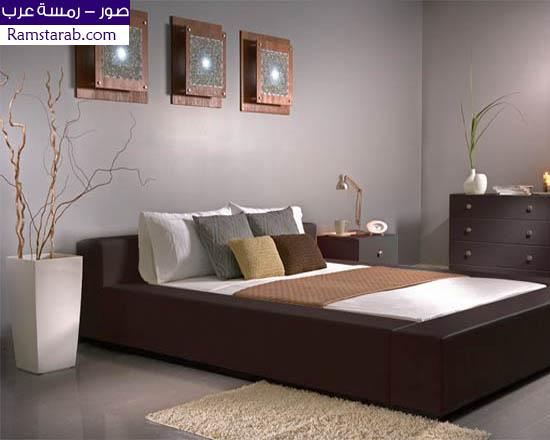 الوان حائط غرف النوم