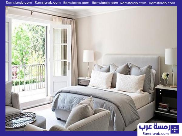 الوان غرف نوم مودرن