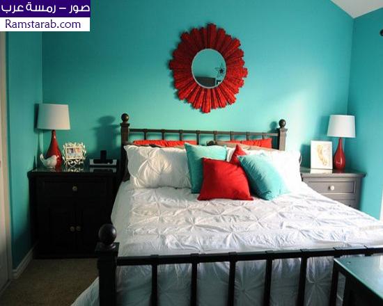 الوان غرف نوم 2