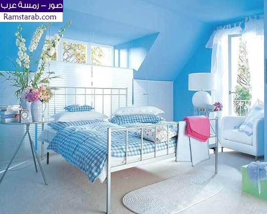 حائط غرفة نوم