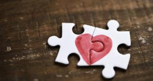 صورة قلب رومانسي