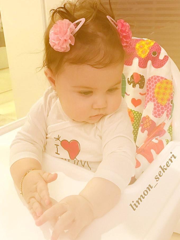 صورة طفلة قميلة