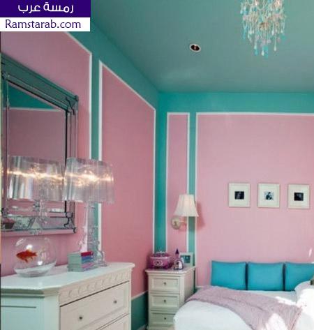 اجمل مجموعة ألوان حوائط وتشكيلة من اروع ألوان دهانات مودرن رمسة عرب