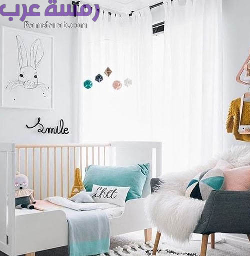 ديكورات غرف اطفال 3