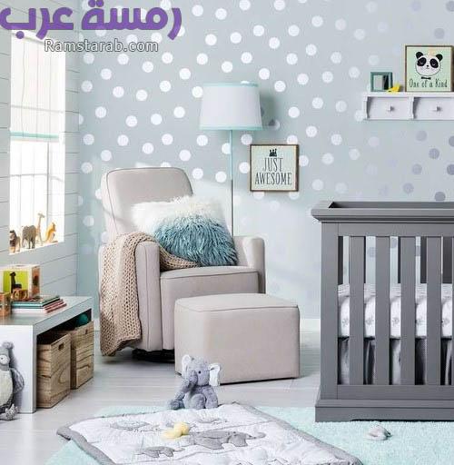 ديكور غرف الاطفال