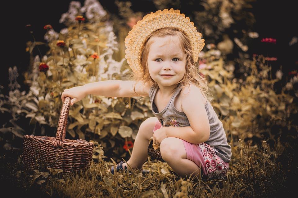 صورة طفلة رائعة