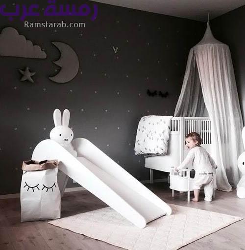 غرف الاطفال مودرن 2018