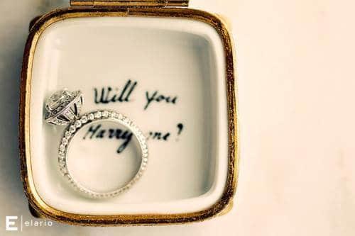 خاتم الزواج من صور انا وزوجي