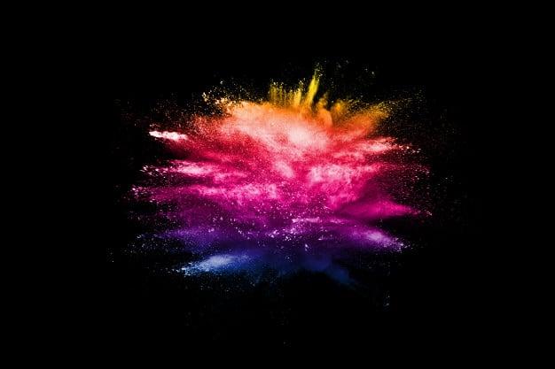 صور انفجار الوان