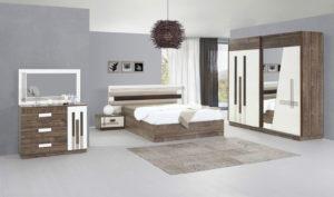 غرف نوم مودرن عصرية