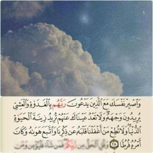 حالات ايات قرآنية6