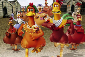 شخصيات كرتونية للاطفالchicken run