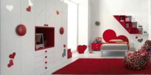 غرف نوم اطفال بناتي 4