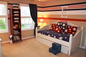 غرف نوم اطفال بناتي 5