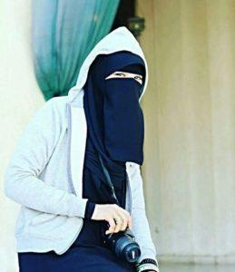 صور بنات منقبات15