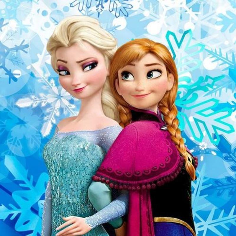 صور كرتون ملكة الثلج