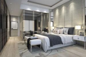 غرف نوم مودرن32