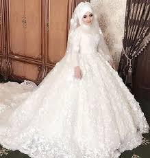 فساتين زفاف محجبات21