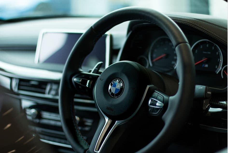 صور عربيات BMW من الداخل