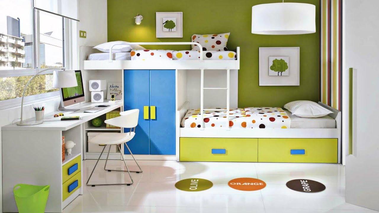 غرف نوم اطفال جديدة10