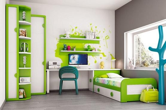 غرف نوم اطفال جديدة11