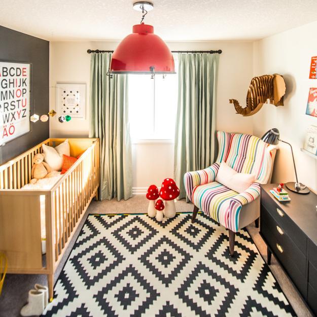 غرف نوم اطفال جديدة27
