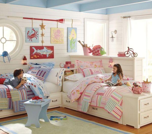 غرف نوم اطفال جديدة4