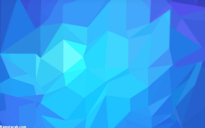 خلفيات زرقاء عالية الجودة 2