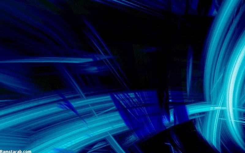 خلفيات زرقاء 10
