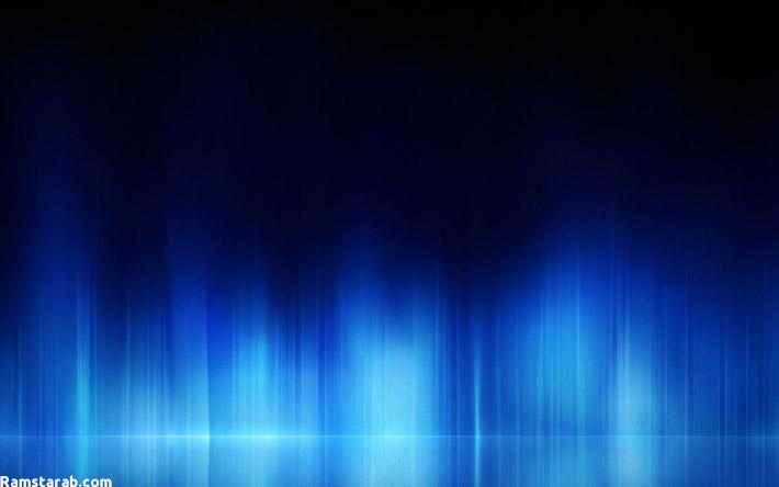 خلفيات زرقاء 3