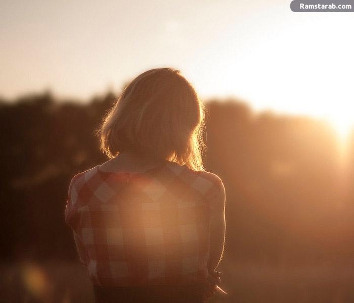صورة بنت وحيدة