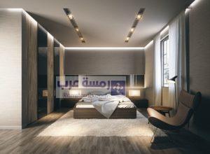 غرف نوم مودرن3