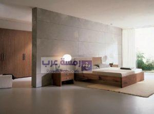 غرف نوم مودرن18