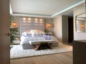 غرف نوم مودرن9