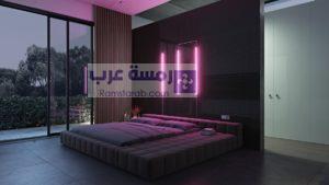 غرف نوم مودرن12