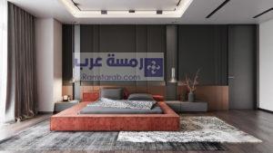 غرف نوم مودرن25