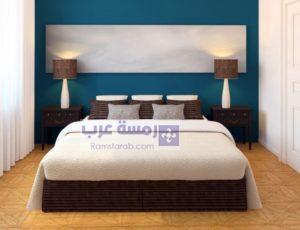 الوان دهانات غرف نوم34