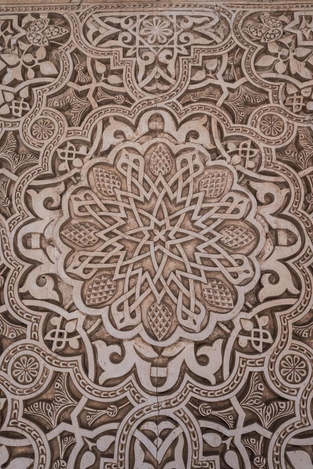 زخارف اسلامية (3)