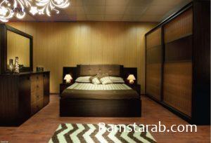 غرف نوم مودرن كاملة8