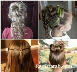 تسريحات شعر بنات31