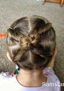تسريحات شعر بنات12