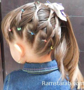 تسريحات شعر بنات18