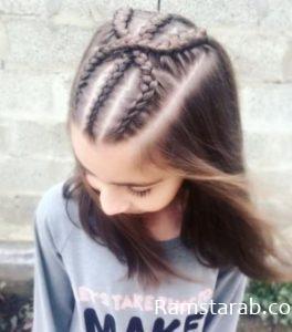تسريحات شعر بنات15
