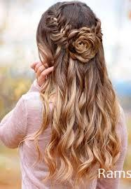 تسريحات شعر بنات22