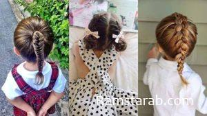 تسريحات شعر بنات26