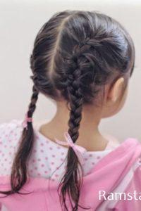 تسريحات شعر بنات29