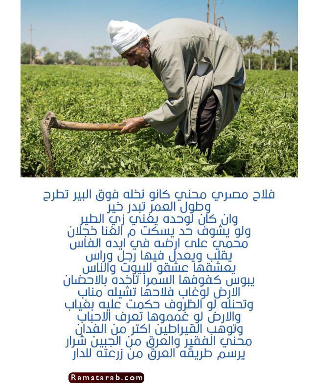 قصيدة عن الفلاح للابنودي