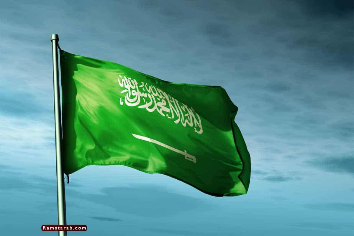 علم السعودية12