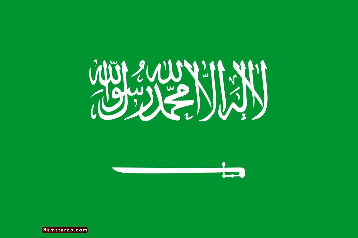 علم السعودية13